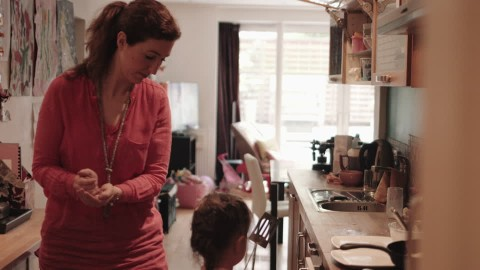 Departamentos de madres solteras