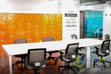 Renta de OFICINA Virtual en POLANCO