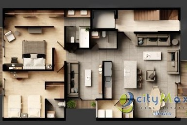 EXCLUSIVIDAD departamento en venta en Colonia Polanco