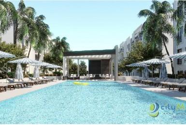 Venta de Departamento en puerto de Cancún