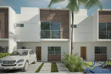 Casa en venta ubicada en el puerto de Cancún