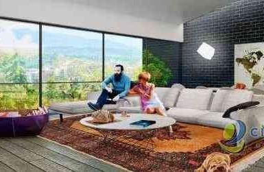 Vendo Apartamento con 161  m2 en Roma Norte