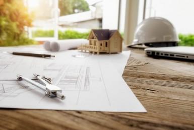 Los pro y contras de comprar una propiedad sobre planos